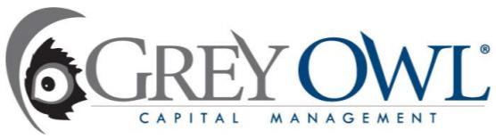Grey Owl Capital Management, LLC   Virginia-registered